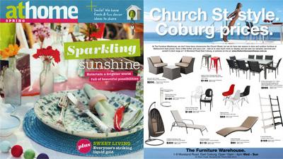 Herald Sun - At Home Magazine - 17 Sept 2011