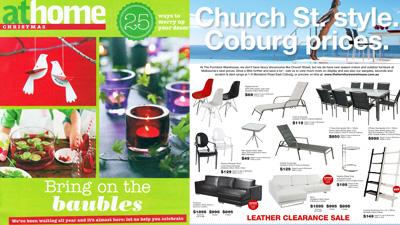 Herald Sun At Home Magazine 3 December 2011
